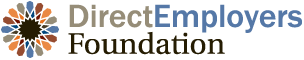 DirectEmployers Foundation Logo - with name for social sharing